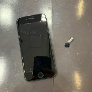 ホームボタンを修理したiPhone7