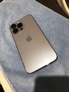 iPhone13proガラスコーティング
