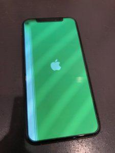 【iPhoneXs 画面+バッテリー交換修理】柏原市今町よりご来店♪
