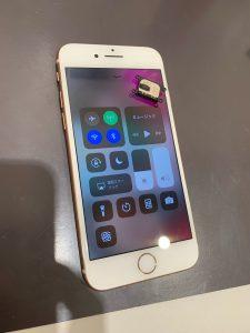 《東大阪市より》iPhone8plusの音が出なくなってしまった・・・