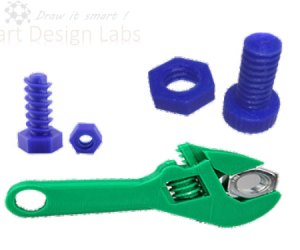 Low cost 3D Printing