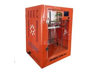 Máy in 3D 2 màu SDLs MX nâng cấp với 2 đầu phun
