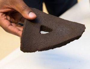 Sử dụng máy in 3D tạo ra gạch in 3D