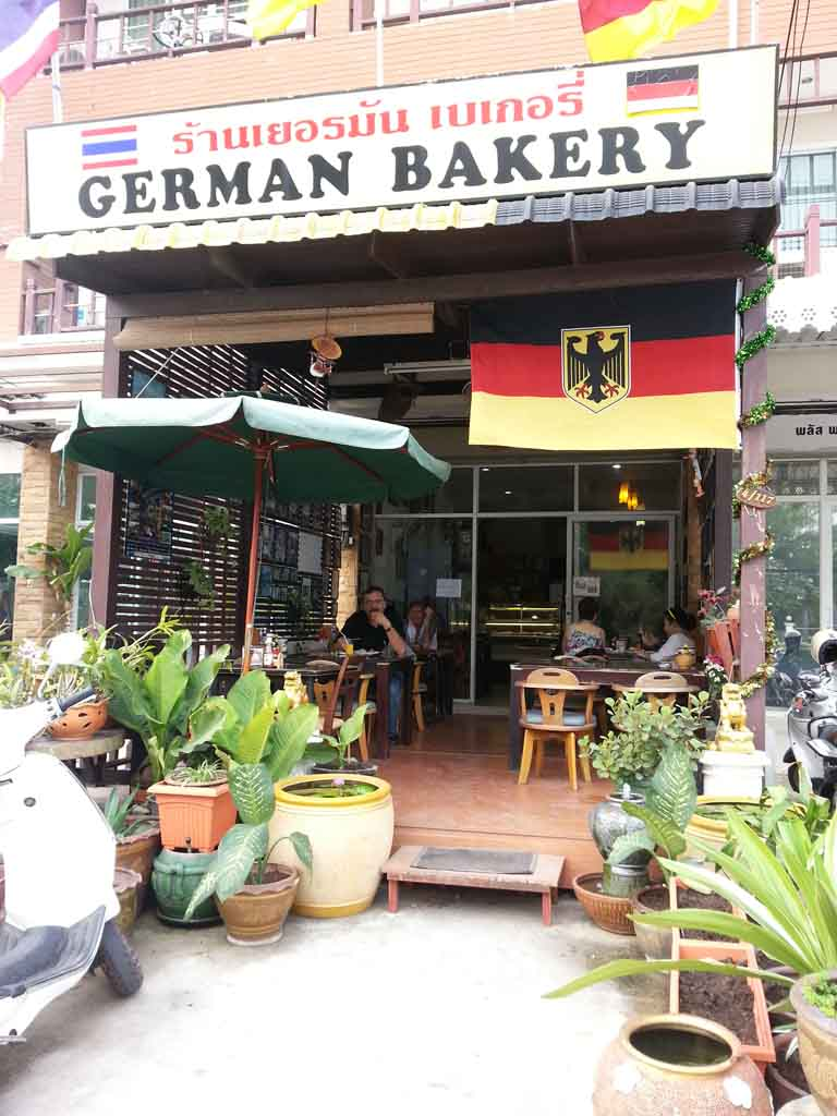Wake Up to a German Big Breakfast Hua Hin, Thailand