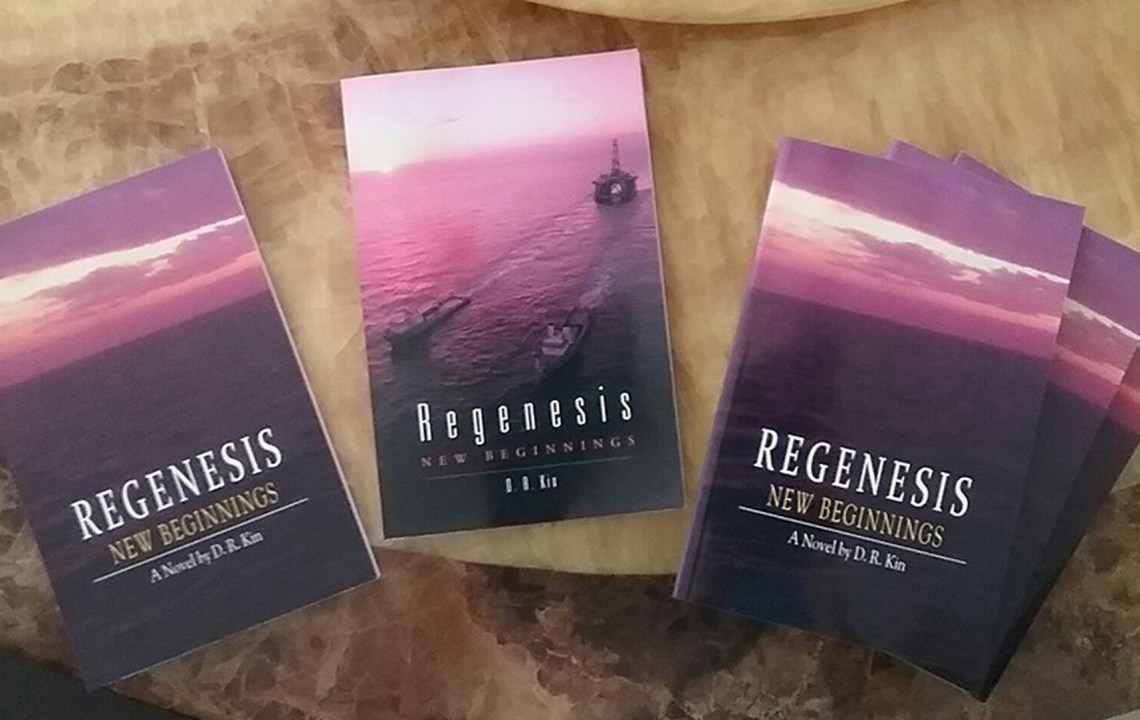 Regenesis: New Beginnings | D.R. KIN Book Launch