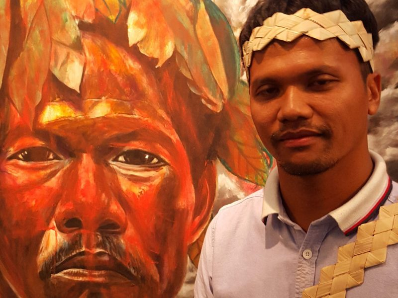 "Shaq Koyok ""Culture Attack"" Art Exhibition, Penang"