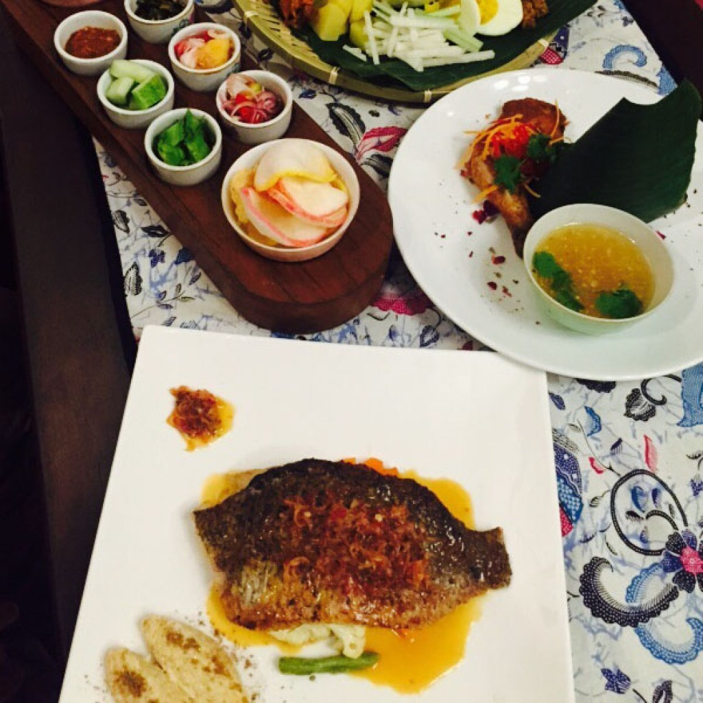 P Ramlee's Lagenda Cafe Malay Cuisine With A Twist Penang_Dinner