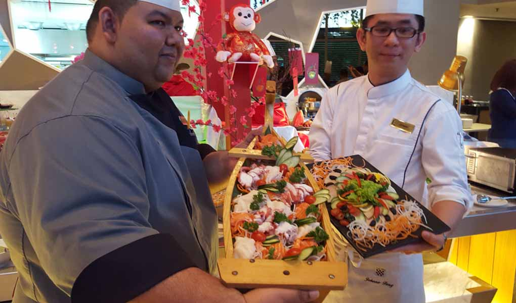 Penang Eastin Hotel Celebrate Chinese New Year 2016