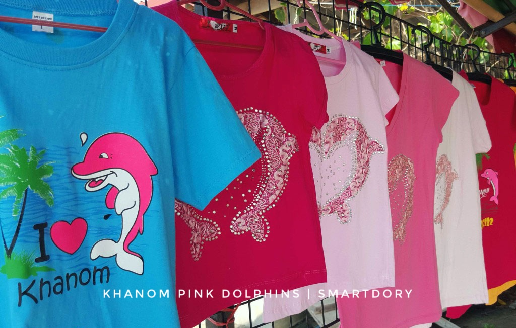 Pretty dolphin tee shirts.