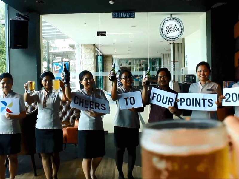 Weekend Toast The Best Brew – Four Points by Sheraton Penang