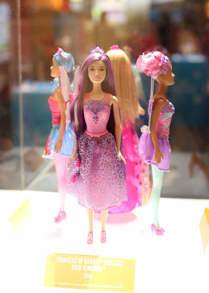 Barbie World of Endless Possibilities Exhibition 2016