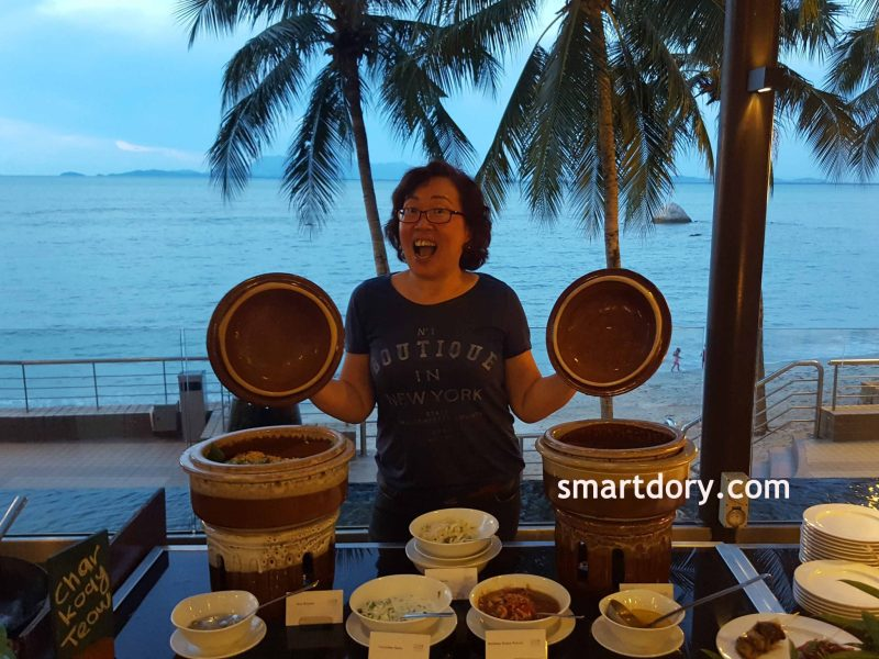 Selera Warung Malay Buffet At Four Points by Sheraton Penang