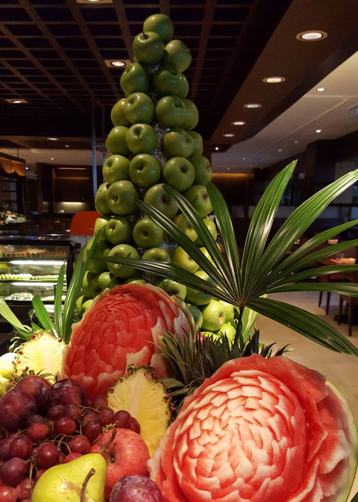 The Art of Thai style~ Fruit and vegetable carving_smartdory.com