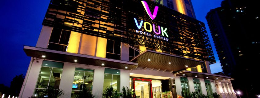 Weekend Japanese Buffet Dinner at Vouk Hotel Suites, Penang