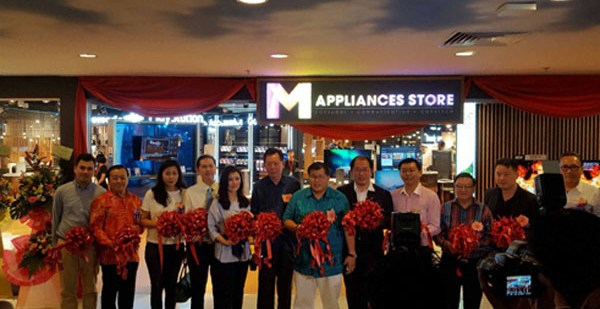 M Appliance Store Grand Opening @ M Mall O2O 1