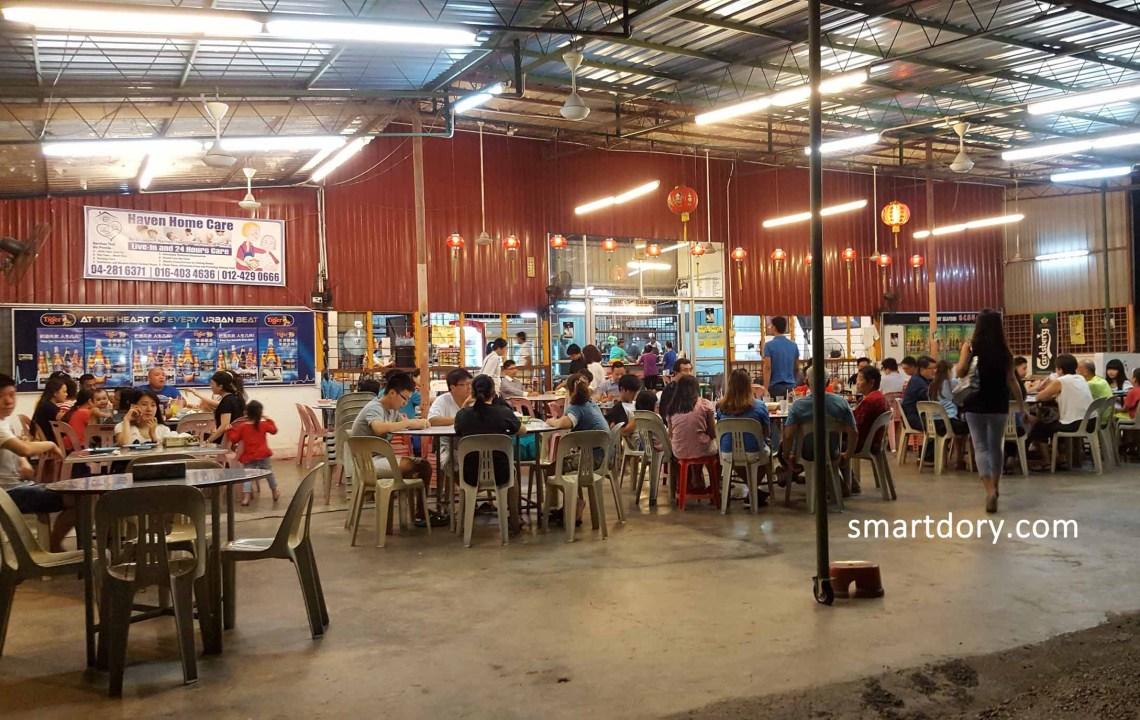 Zhu Char Style Sunshine Bay Seafood Restaurant