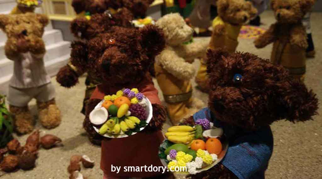 Teddy Bears Live Forever At Teddyville Museum Penang