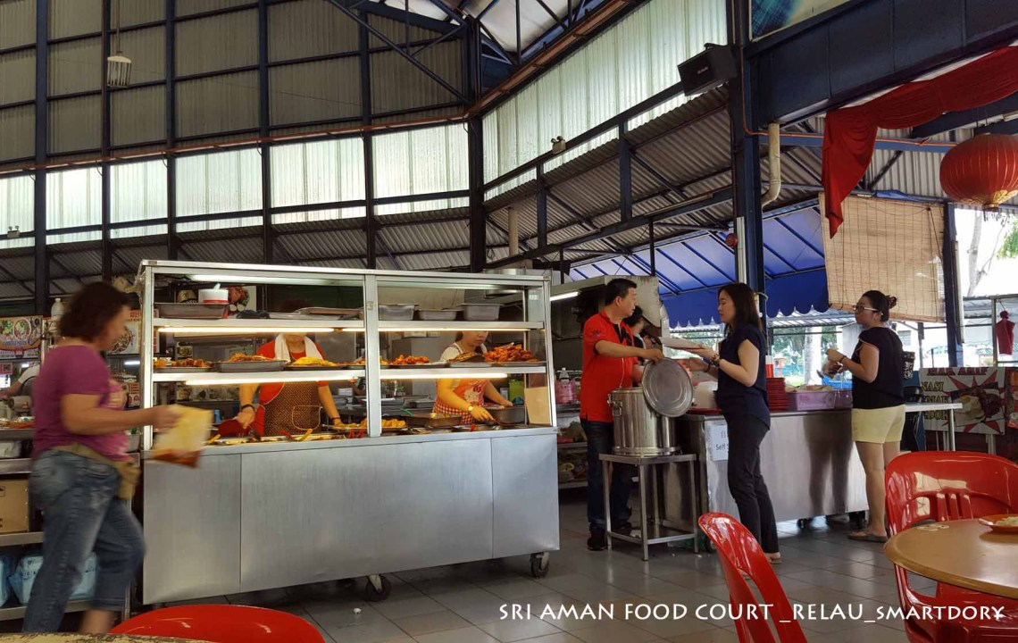 SRI AMAN FOOD COURT – RELAU