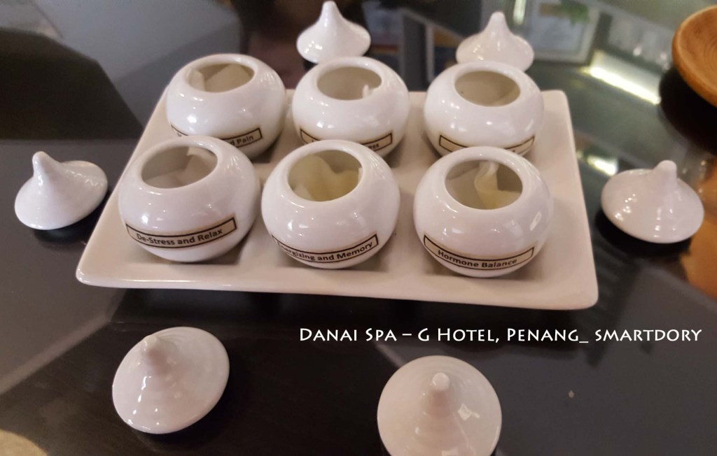 Danai Spa Relaxing Treatment at G Hotel Gurney Penang