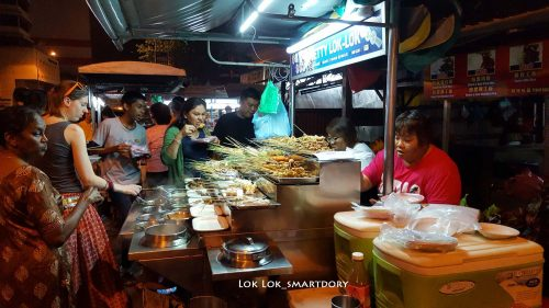 Best Lok Lok Steamboat Dinner in Pulau Tikus Market Penang