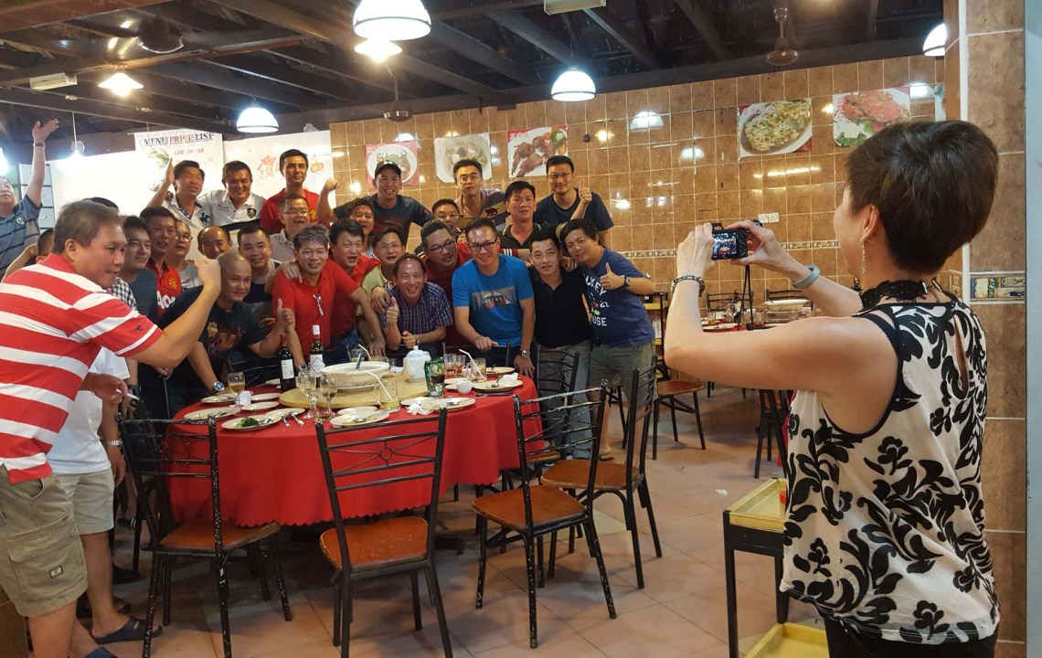GIRLS BIRTHDAY BASH | PANG (HAINAN) SEAFOOD, PENANG