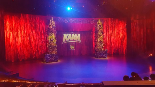 KAAN SHOW Pattaya Review: A Spectacular Cinematic Live Experience