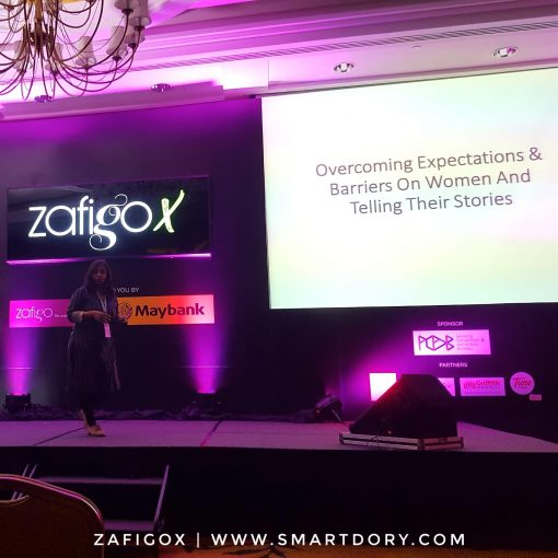 ZafigoX 2017 Asian Women Empowerment And Travel Conference