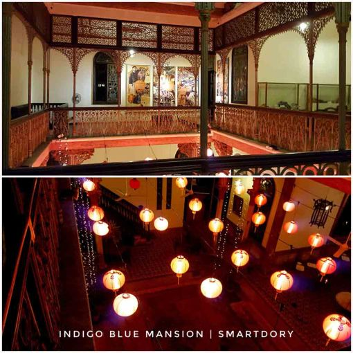 Indigo Restaurant at The Blue Mansion
