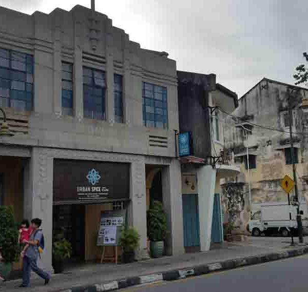 The Intoxicating Charms of Spices Hotel Lumut Lane – Penang