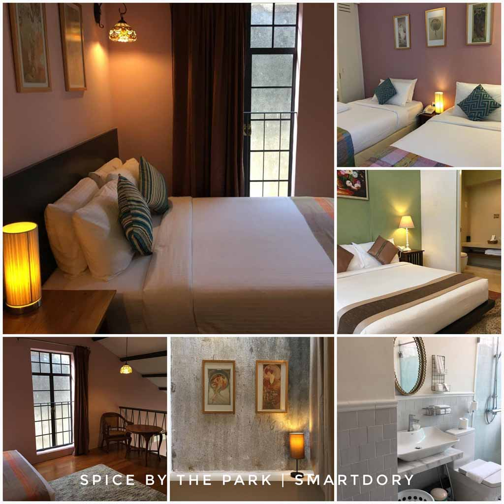 Spice By The Park Boutique Hotel Hidden Mural Penang_Guest Rooms