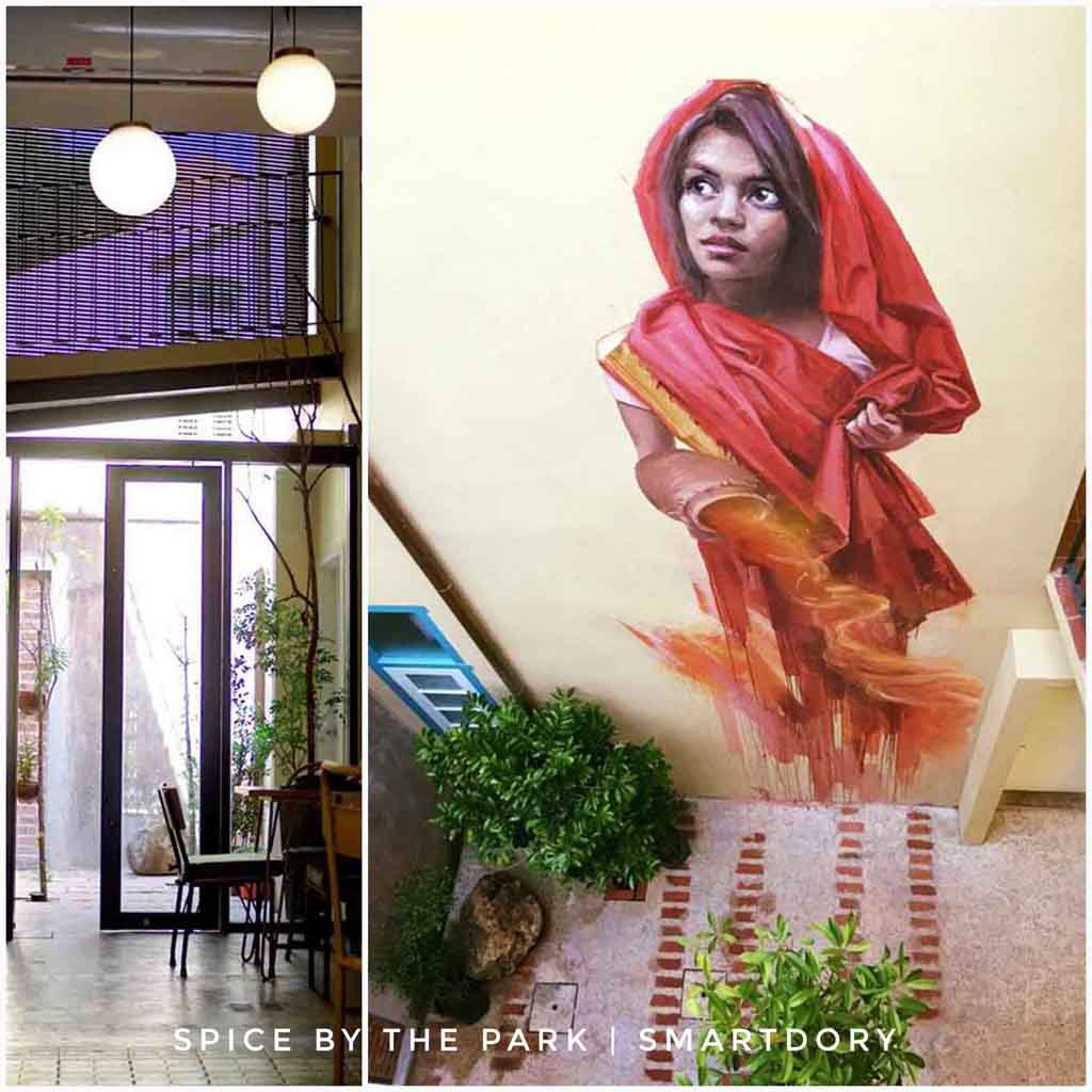 Spice By The Park Boutique Hotel Hidden Mural Penang_Julia Volchkova