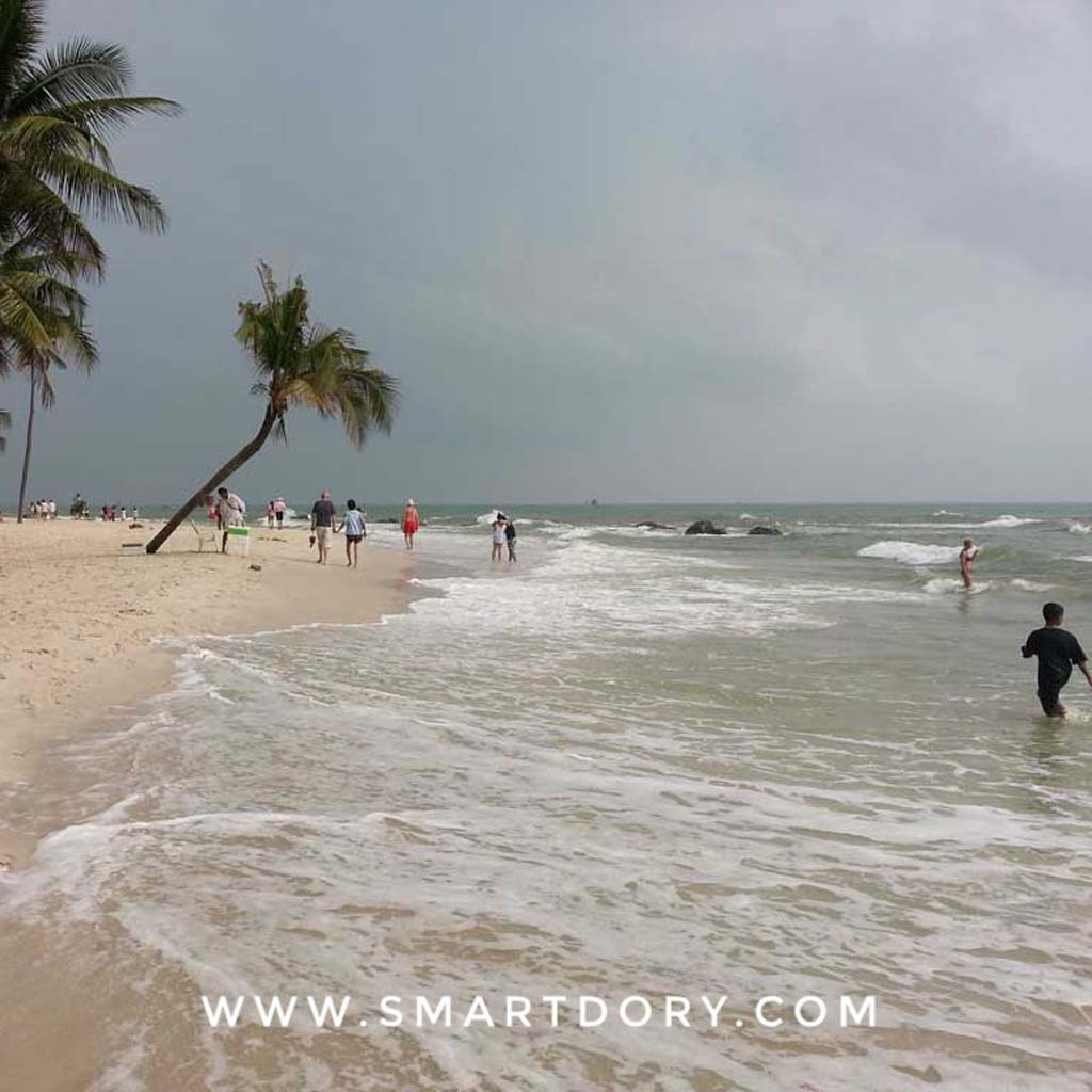 Top 5 Places to Go and Things to Do in Hua Hin Thailand_Hua Hin Beach