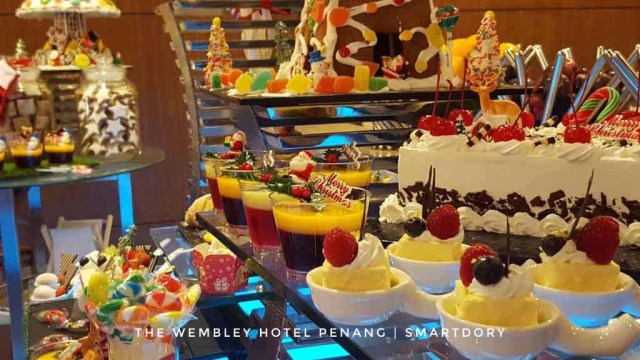 Christmas Eve Buffet Dinner The Wembley - A St Giles Hotel_Desserts