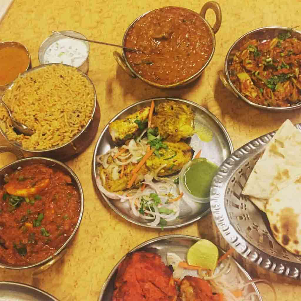 8 Best Indian Restaurant Meals for Penang Holiday Makers_Restaurant Karaikudi, Market Street, Penang
