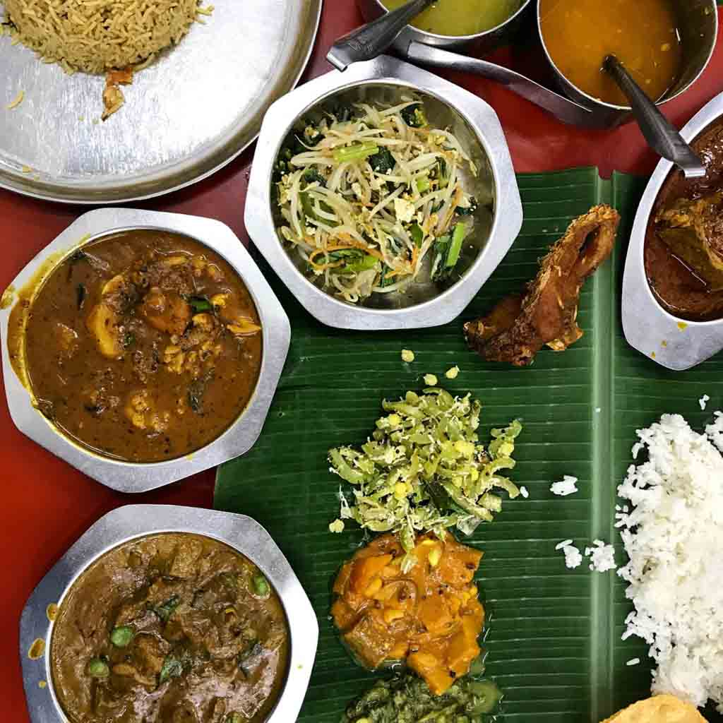 8 Best Indian Restaurant Meals for Penang Holiday Makers_Sri Ananda Bahwan