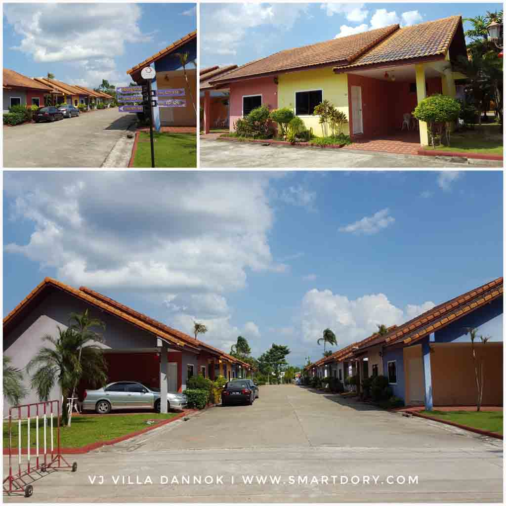 Staycation VJ Villa & Container Stay in Sadao Thailand