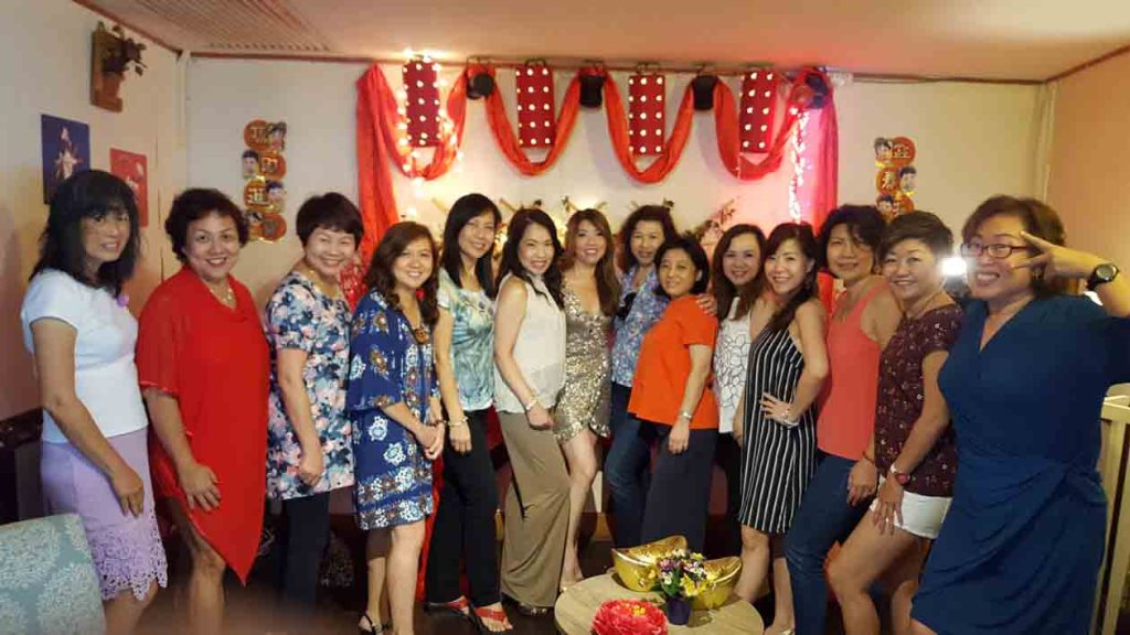 CLS Girls Celebrate Friendship Forged Over the Years_CLS Class 1980 Reunion 2017