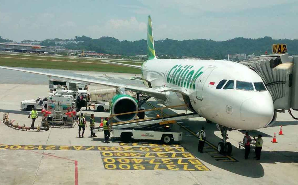 Citilink indonesia launches inaugural jakarta penang route reheart Image collections