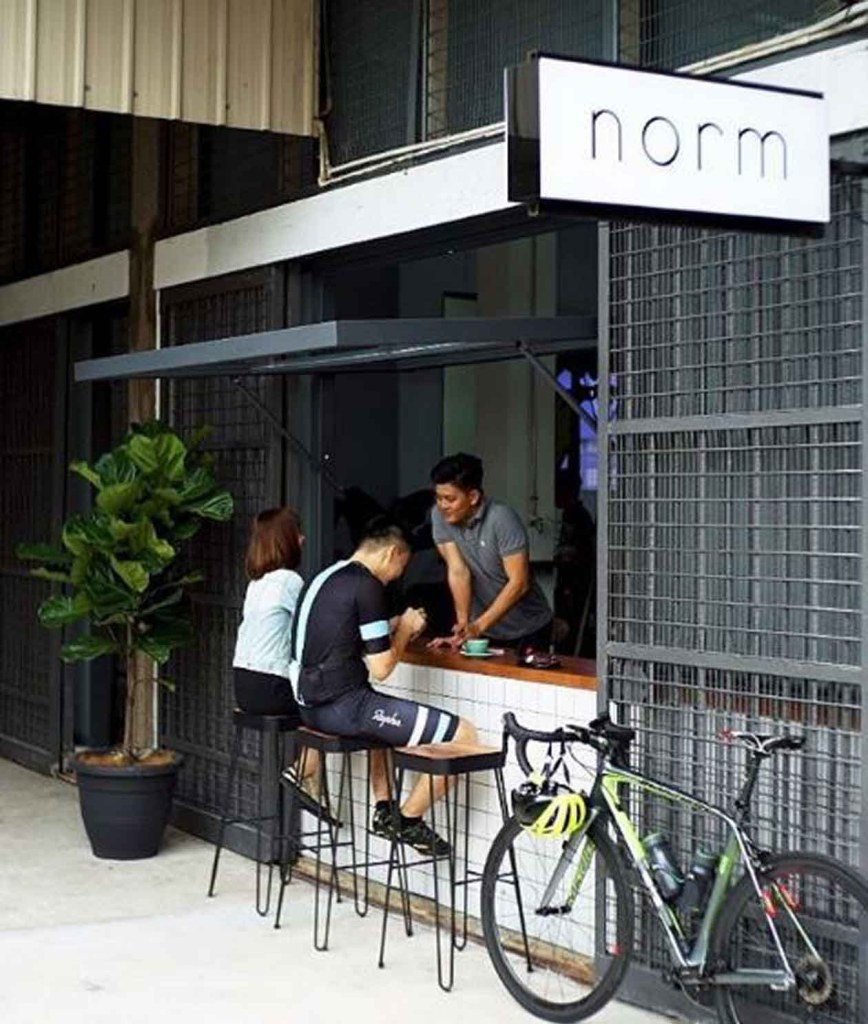 Beautiful Instagramable Cafes you should totally visit in Penang_Norm Cafe