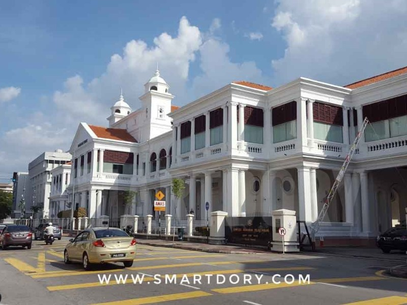 10 Ways to Explore George Town Heritage Trail Cruise Visitors