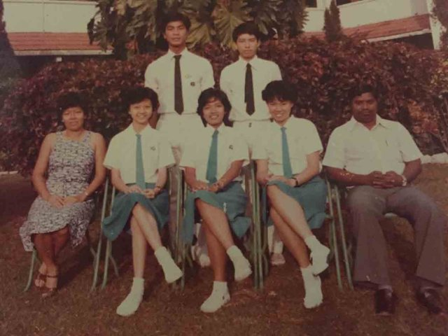 St. Xavier's Class of 80 | 82 Celebrate Rocking 55 Reunion_Form 6 Students