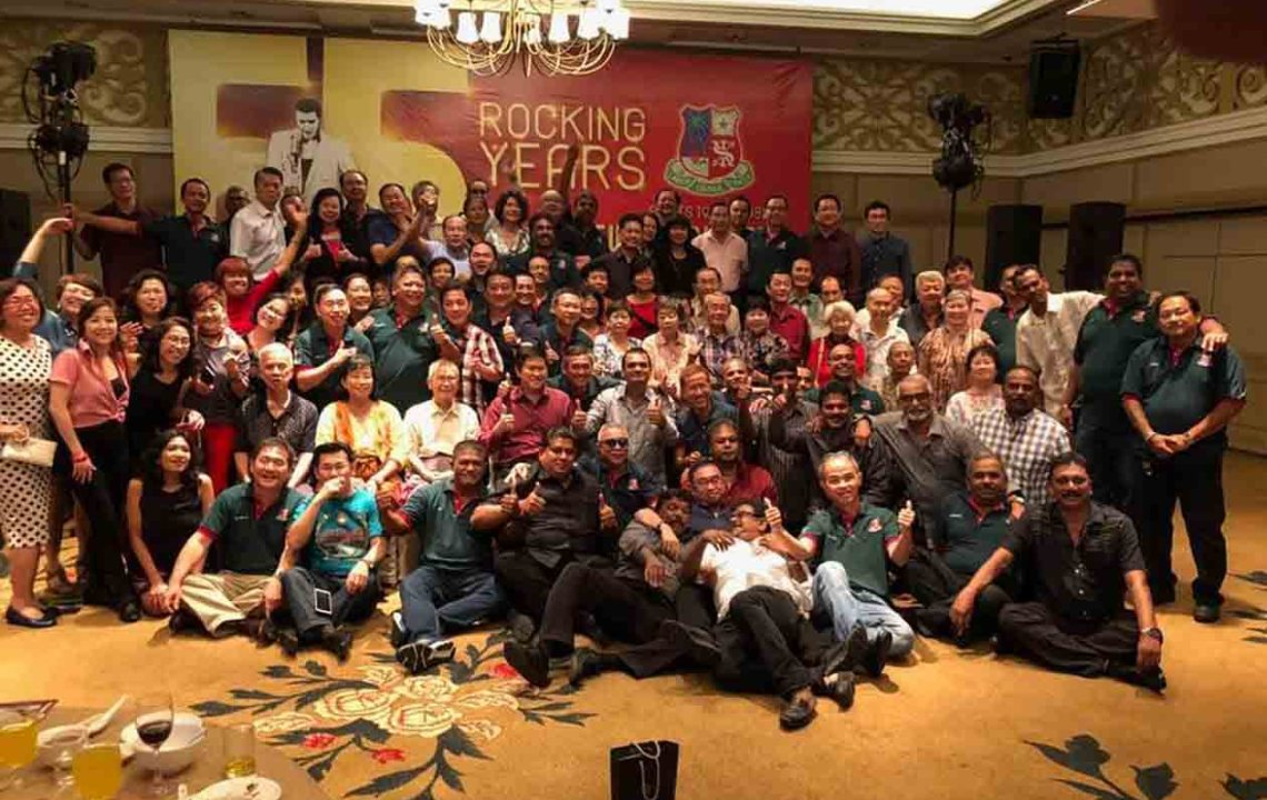 St. Xavier's Class of 80 | 82 Celebrate Rocking 55 Reunion