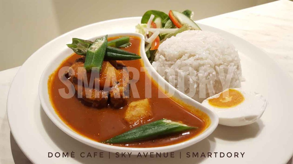 24 hour Food Trail Experience Sky Avenue Genting Highlands_Dome Cafe