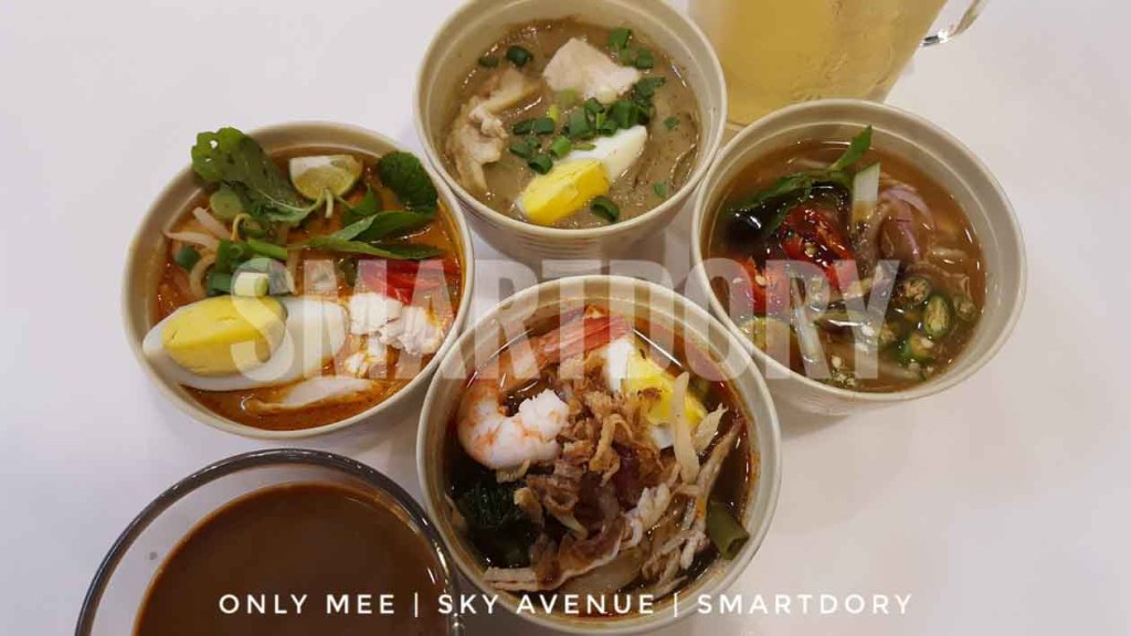 24 hour Food Trail Experience Sky Avenue Genting Highlands_Only Mee