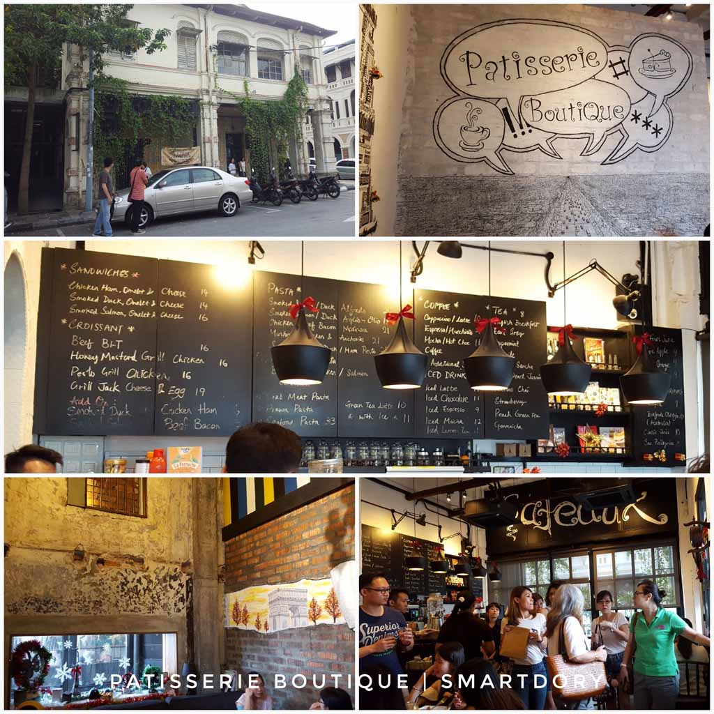 Patisserie BoutiQue Ipoh - Mouth Watering European Cakes