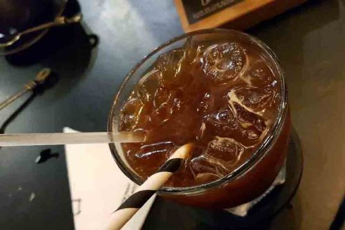 Pentagon 5 Studio @ Precinct 10 Penang_Iced Long Black