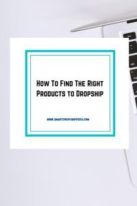 How To Find The Right Products to Dropship image