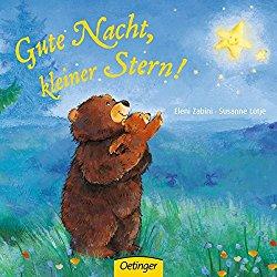Besten Bücher für Kinder ab 1 Jahr: Gute Nacht kleiner Stern