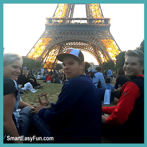 Travel Top 5 Paris