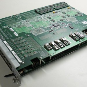 Spirent TestCenter EDM-2003B 12-pt Dual Media Gigabit Ethernet Module